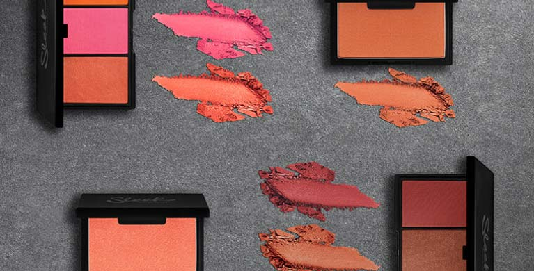 Blusher Sleek Makeup