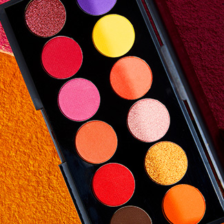 Sleek makeup chasing the sun i-divine eyeshadow palette