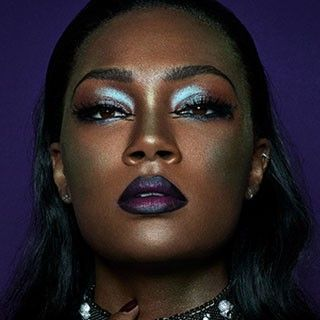 Halloween Gothic Glam Look 2019