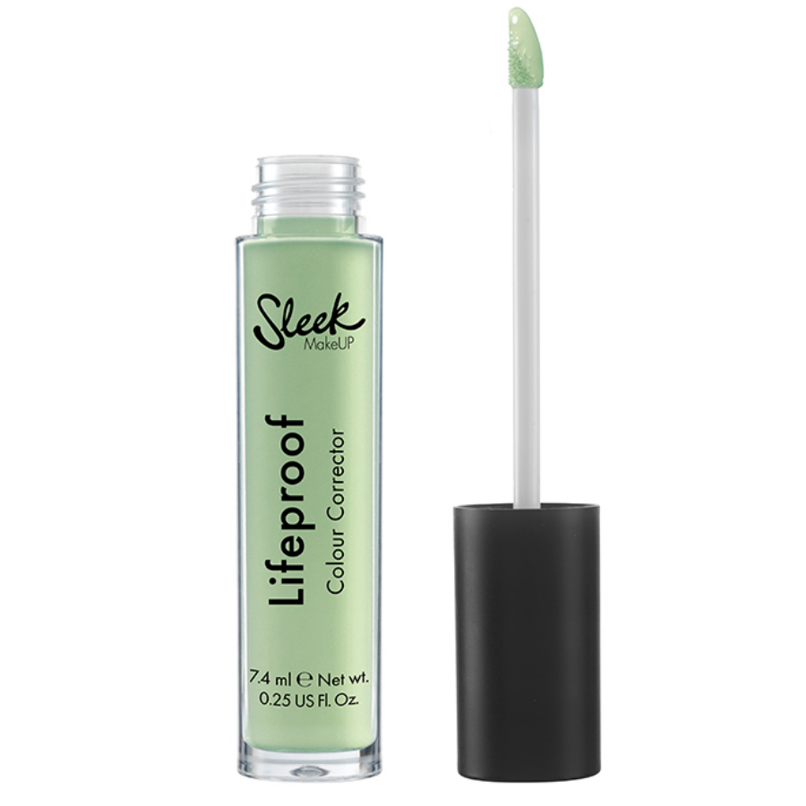 Sleek makeup lifeproof colour corrector