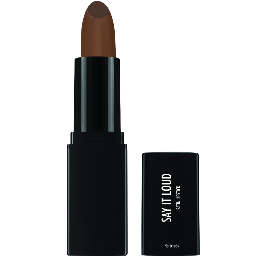Sleek makeup say it loud lipstick no scrubs