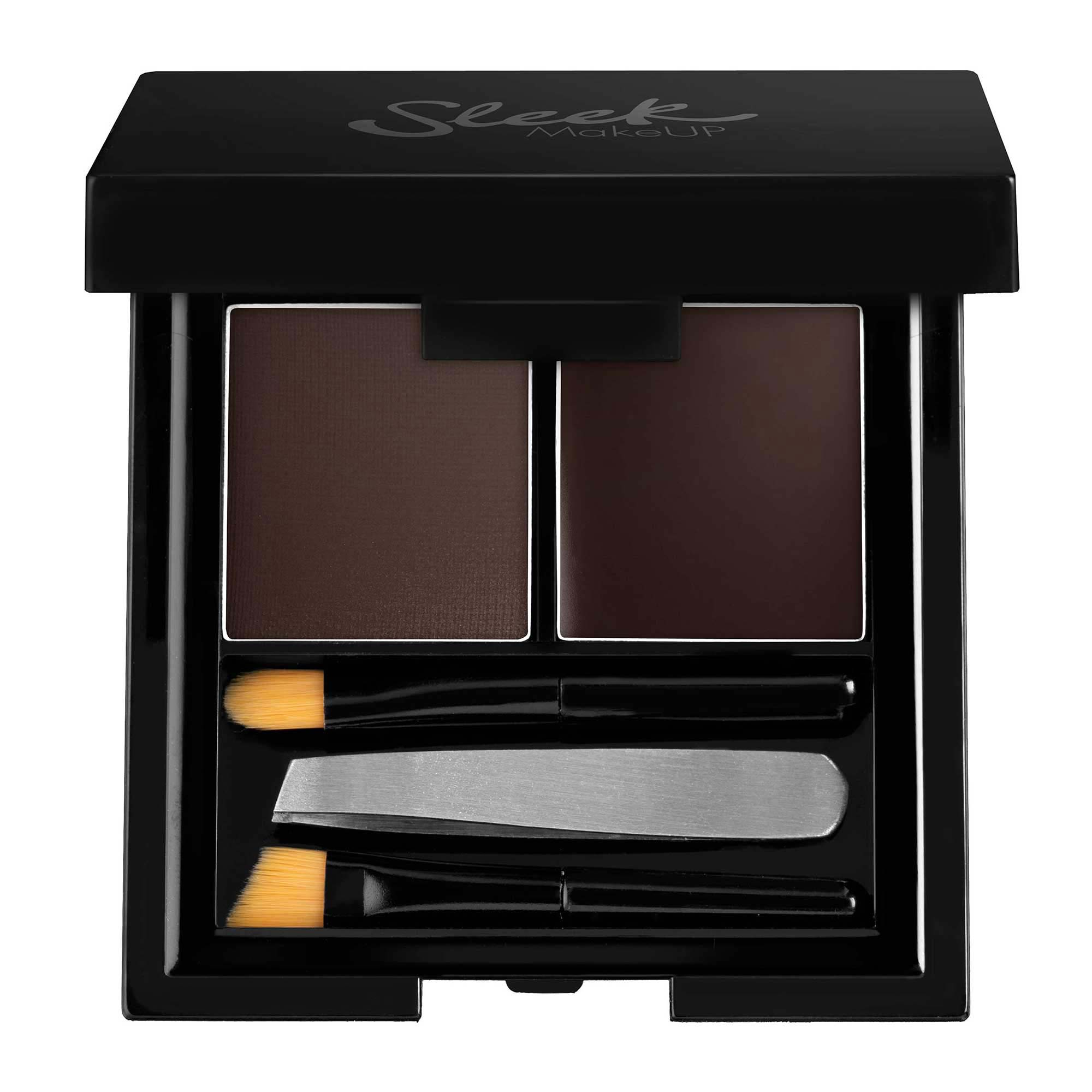 Brow Kit Extra Dark Sleek Makeup