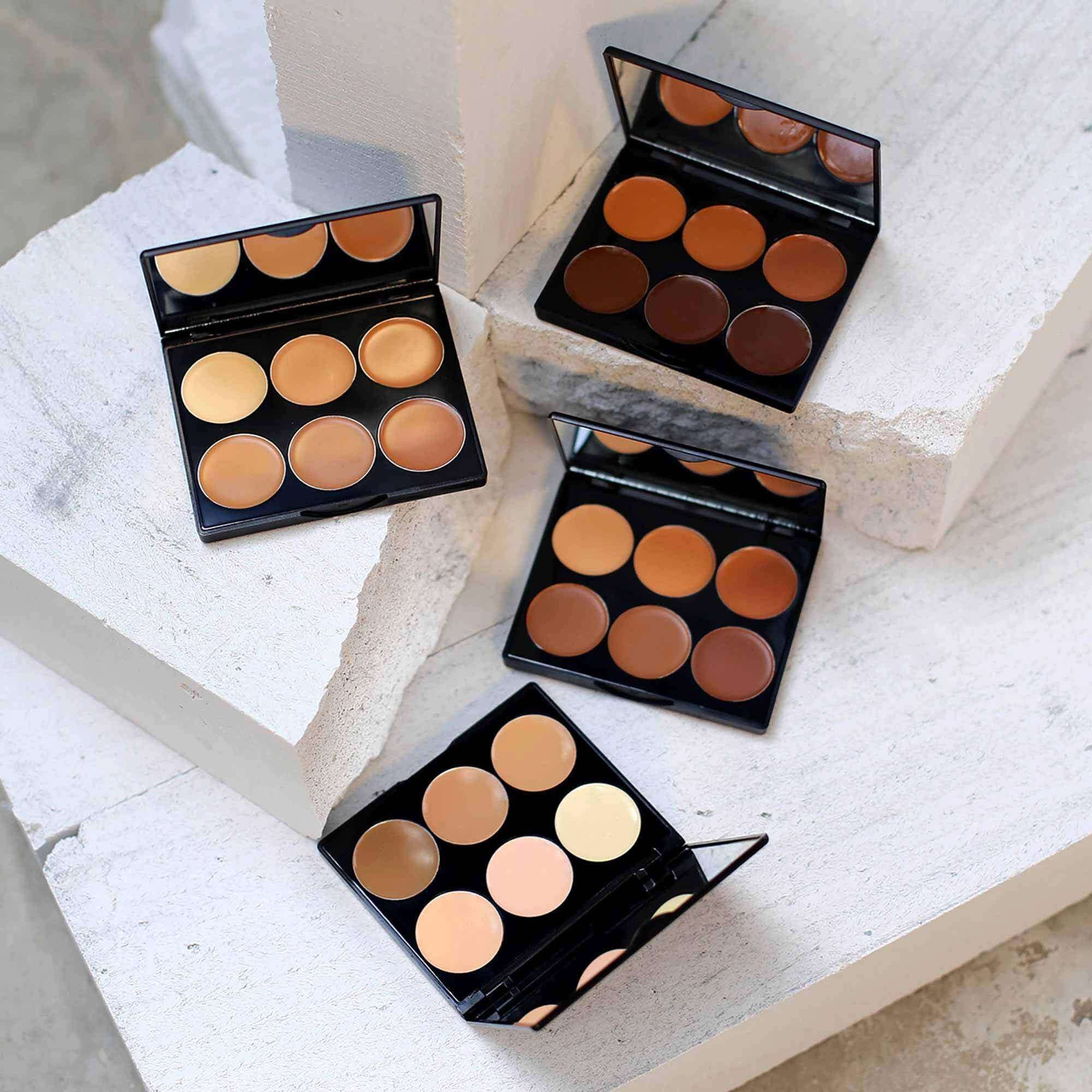 Cream Contour Collection Sleek Makeup
