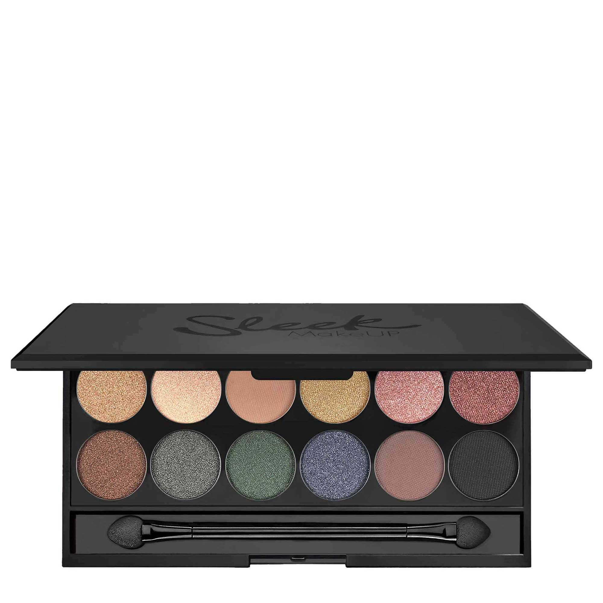 Eyeshadow Palette Beautifull Skin Sleek Makeup