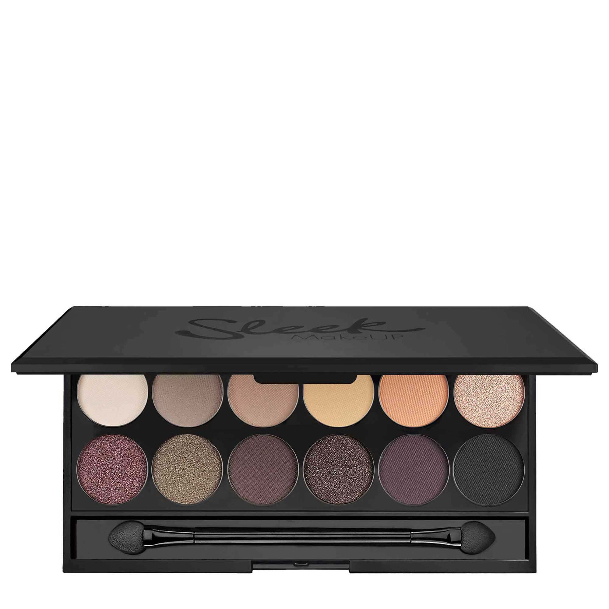 Eyeshadow Palette Cream Tea Sleek Makeup
