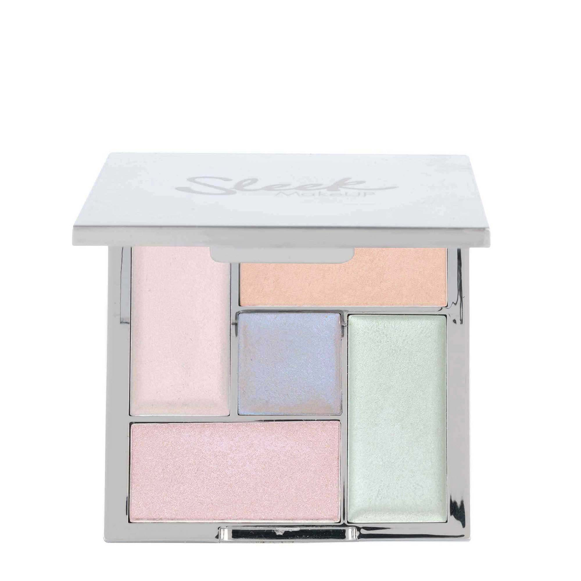 Highlighter Palette Distored Dreams Sleek Makeup