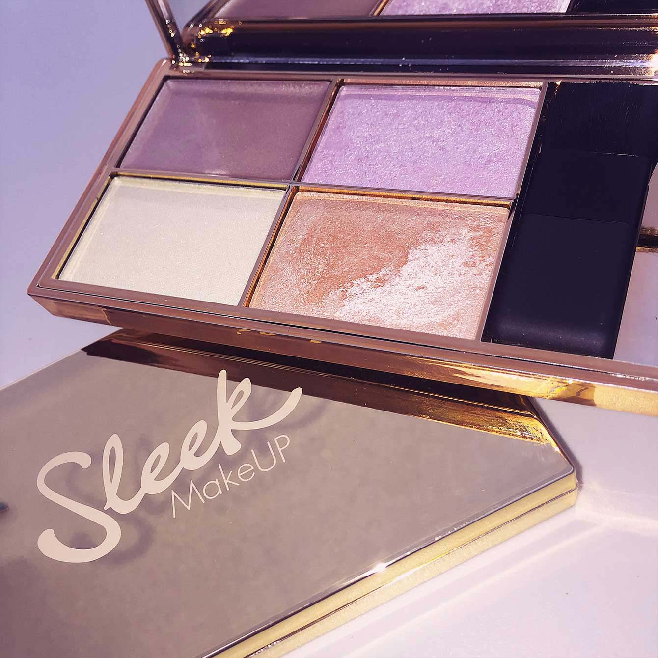 Highlighter Palette Sleek Makeup Collection 3