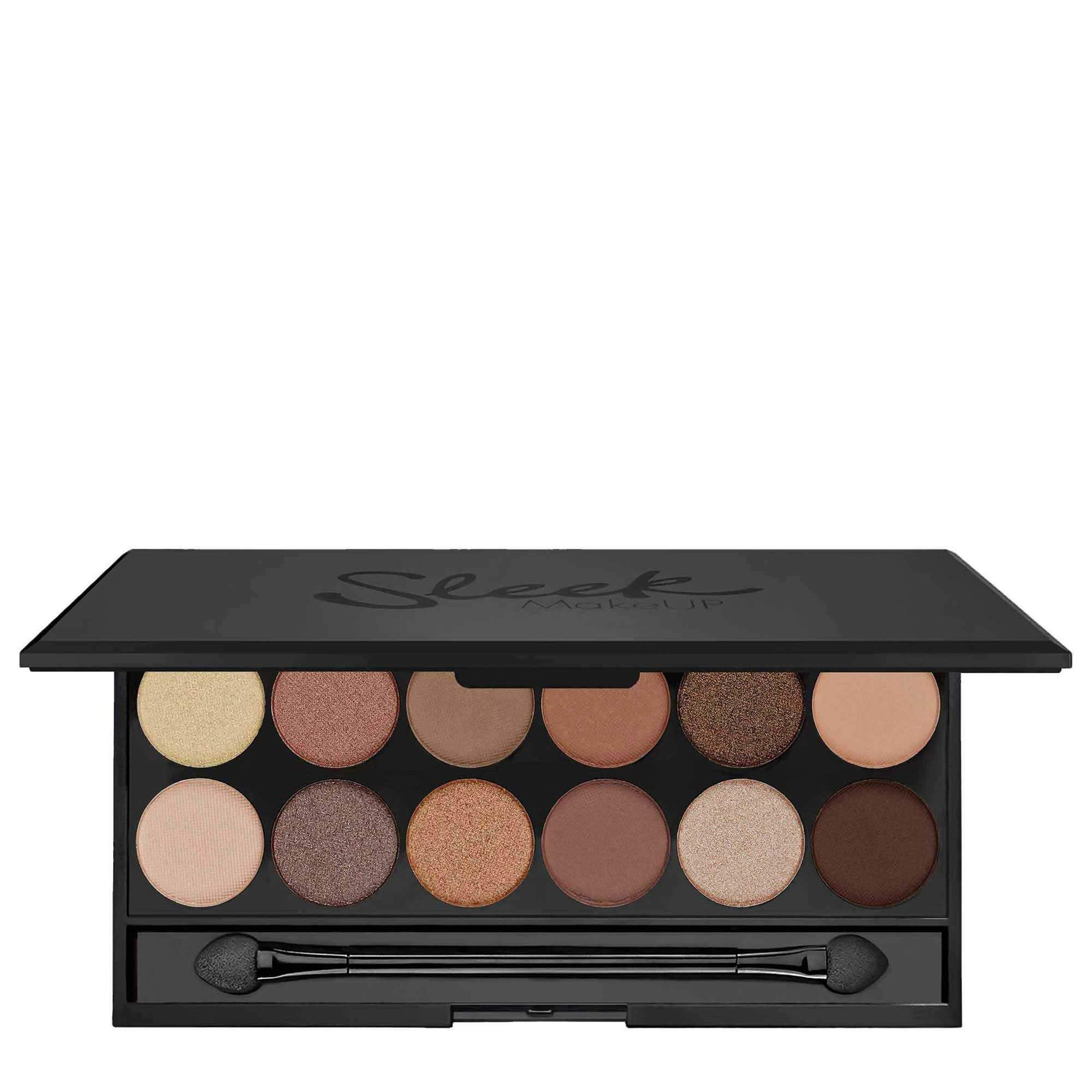 I Divine Eyeshadow Palette A New Day Sleek Makeup
