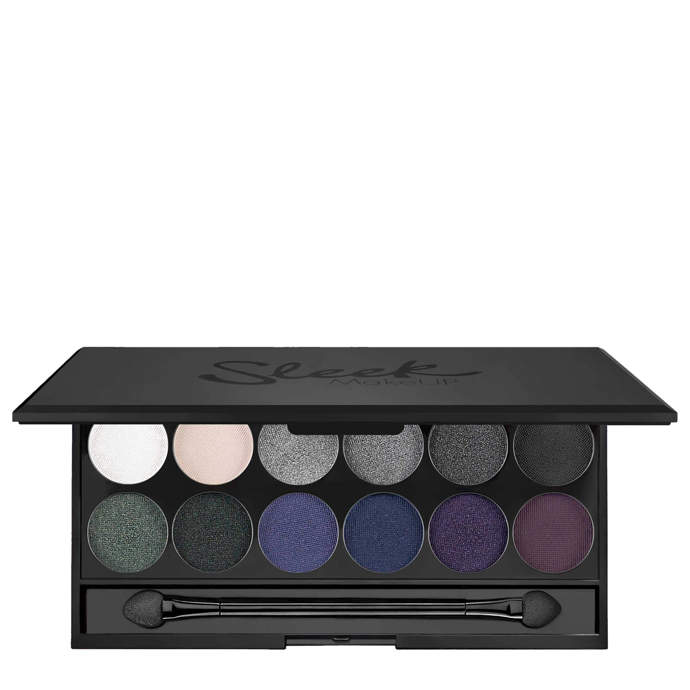 I Divine Eyeshadow Palette Bad Girl Sleek Makeup
