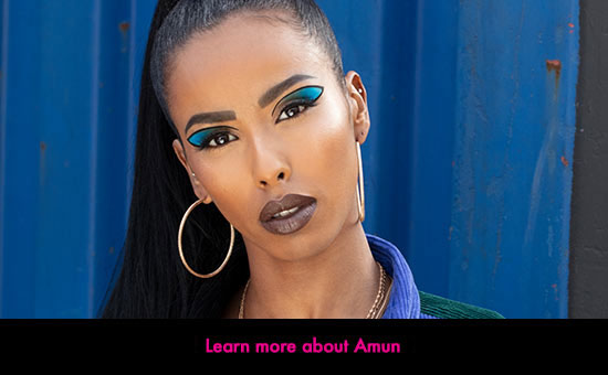 Sleek makeup learn more about Amun