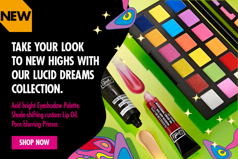 Sleek makeup lucid dreams makeup collection