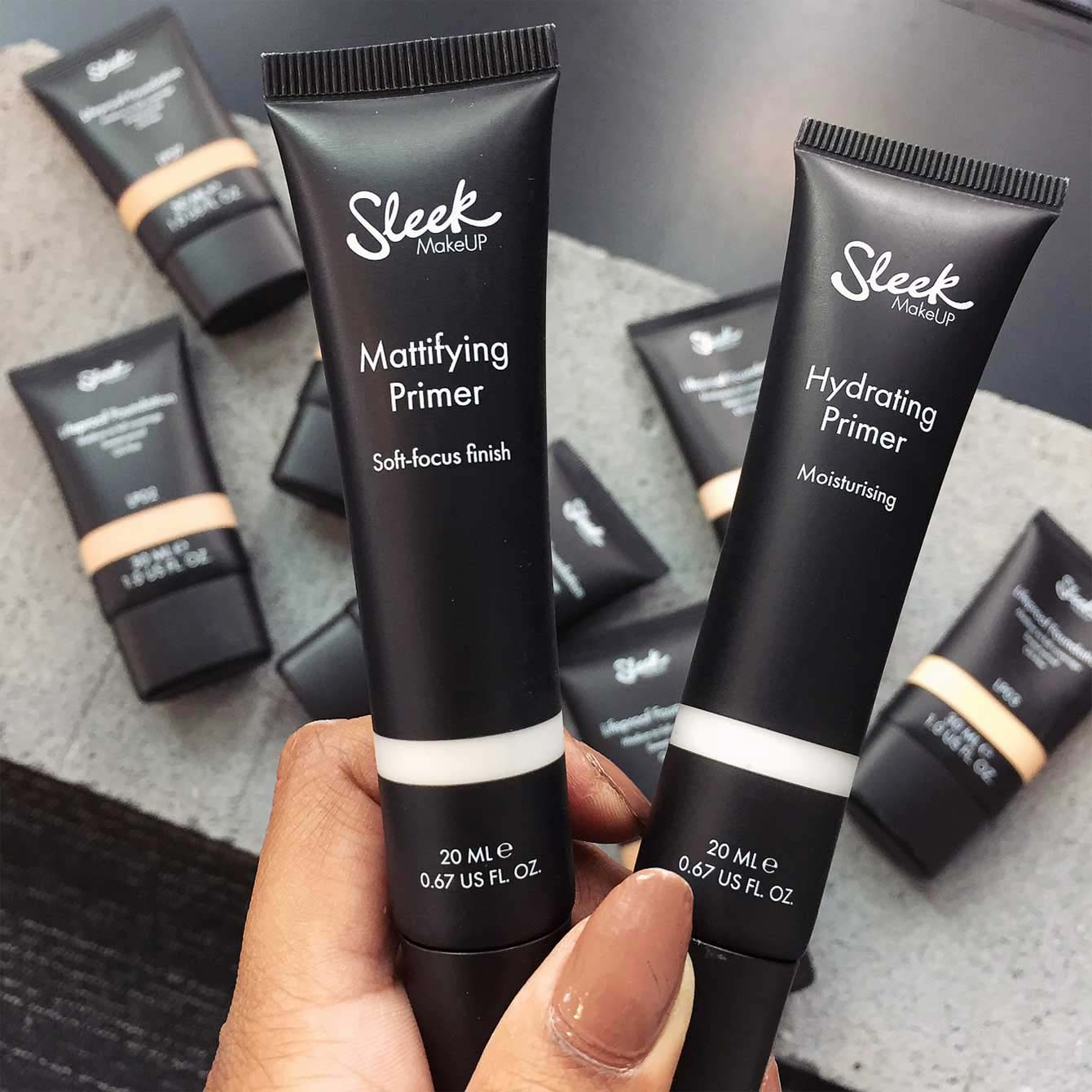 Matte Hydrating Primer Sleek Makeup 2