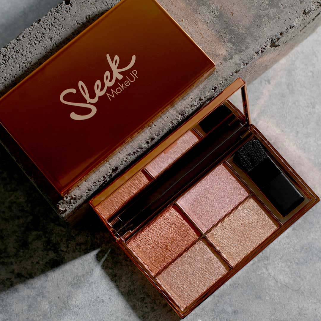 Sleek Makeup Copperplate Palette