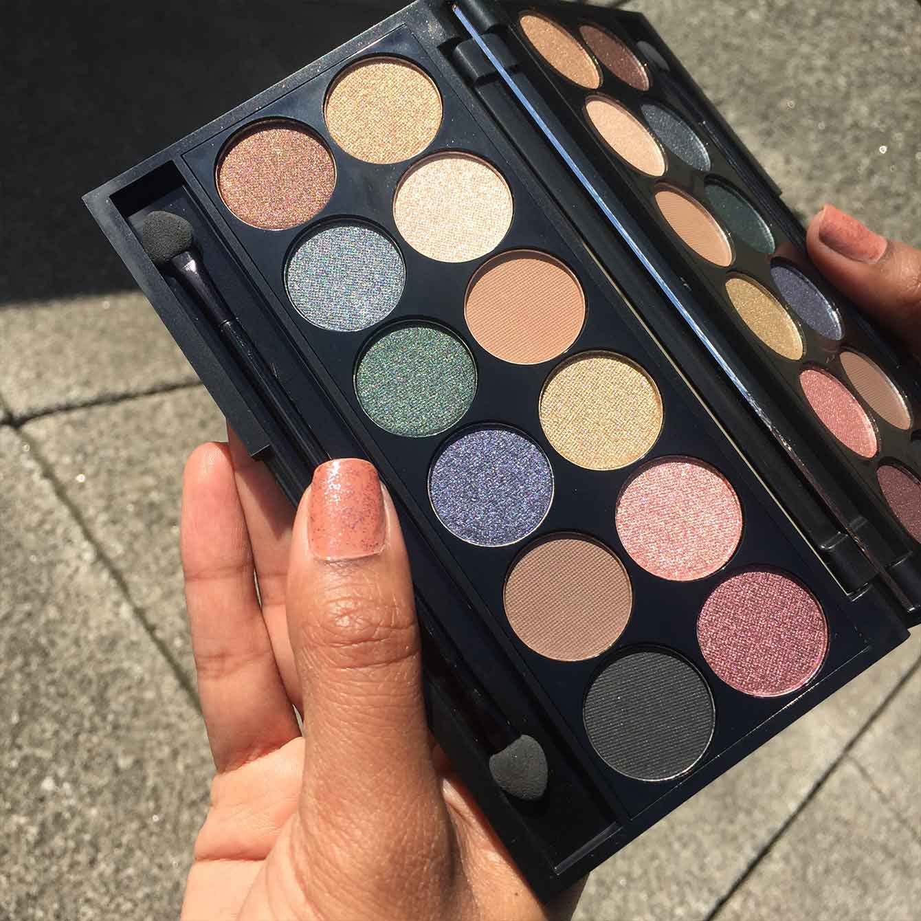 Sleek Makeup Eyeshadow Palette Storm
