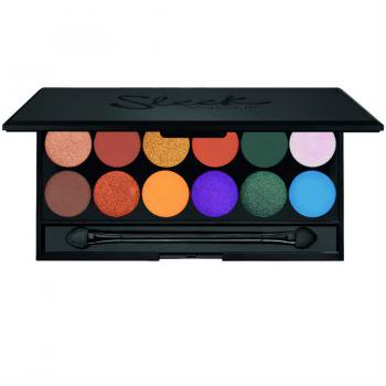 Sleek make up i divine eye shadow palette colour carnage