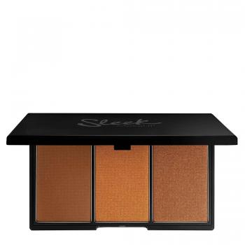 Face Form Contouring Palette Dark Sleek Makeup