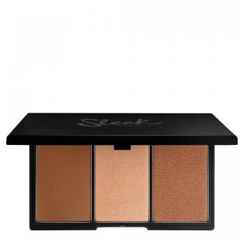 Face Form Contouring Palette Medium Sleek Makeup
